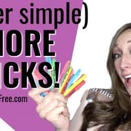 Chore Sticks: the Ultimate Chore Chart Alternative!
