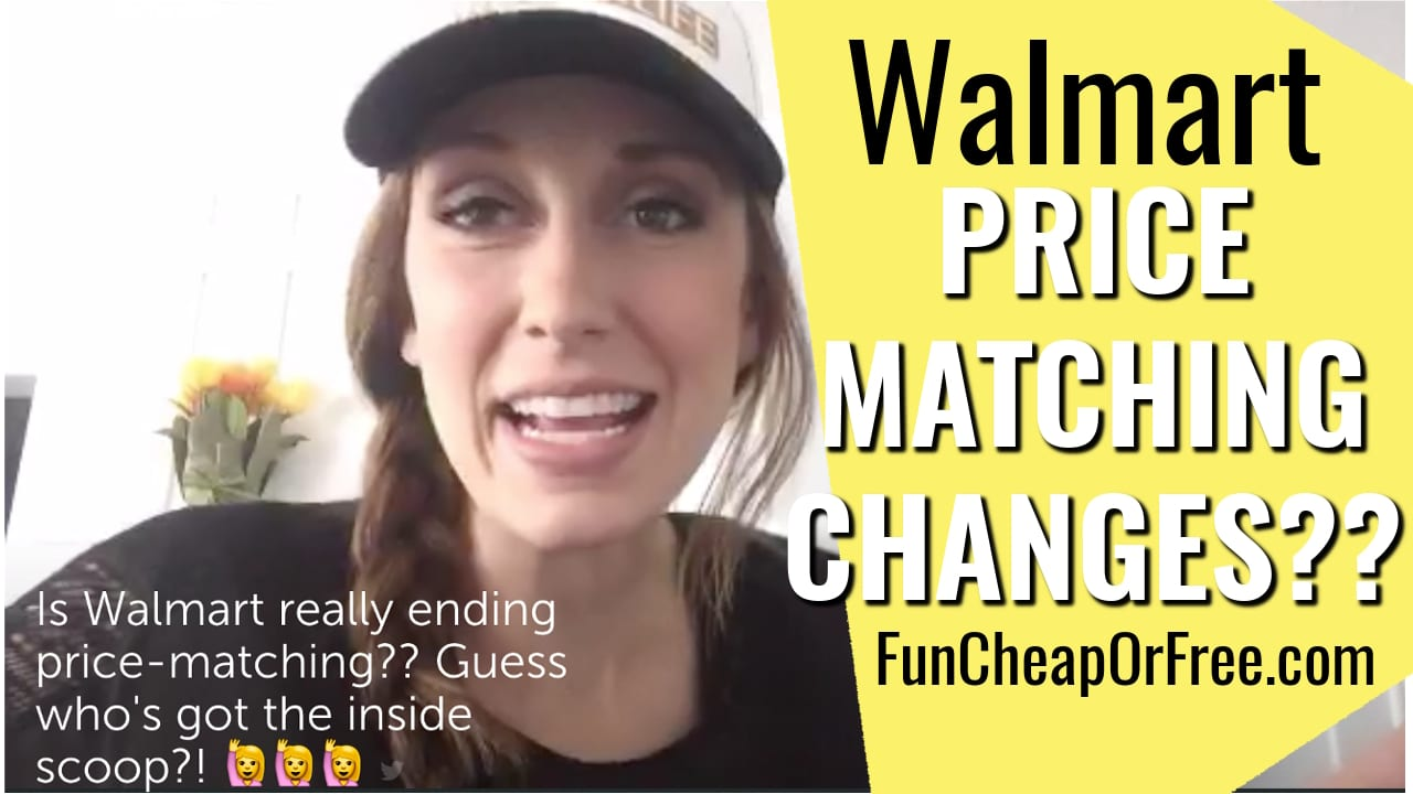 e2eac321362 Beginning next month 500 Walmart stores will discontinue their ad matching  program -- get the