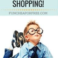 How much to spend on back to school shopping!