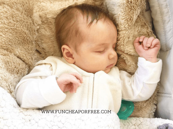 the BEST list of baby products and baby gadgets from a mom of 5…these are genius! Best baby items for sleep, travel, home, and mom From FunCheapOrFree.com