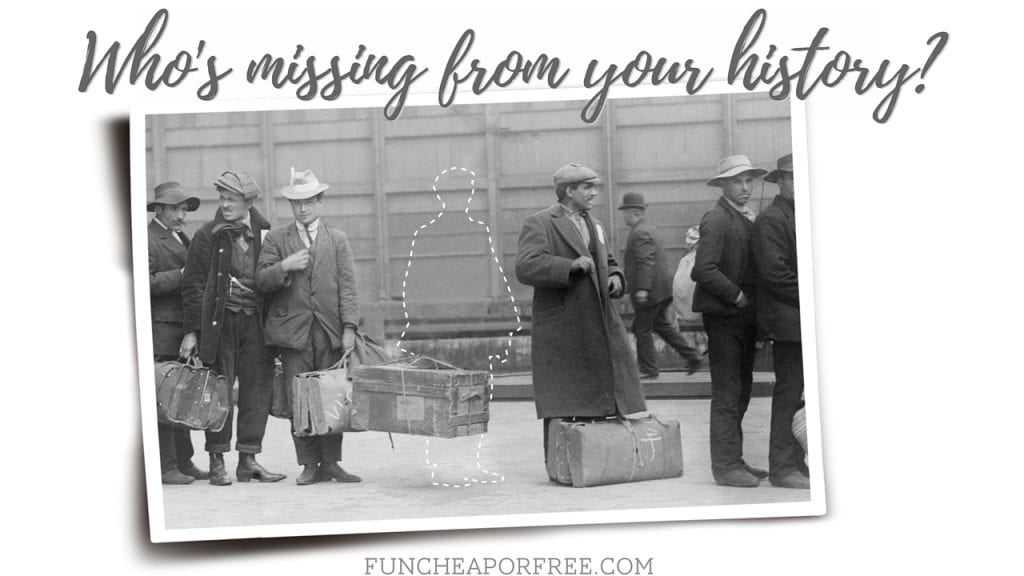 """Knowing your family history and genealogy is an important part of understanding yourself! Join me for the third annual """"Worldwide Indexing Event,"""" bringing 72,000 people from around the globe together online during a 72-hour event to save the world's records by making them searchable to the public. www.FunCheapOrFree.com"""