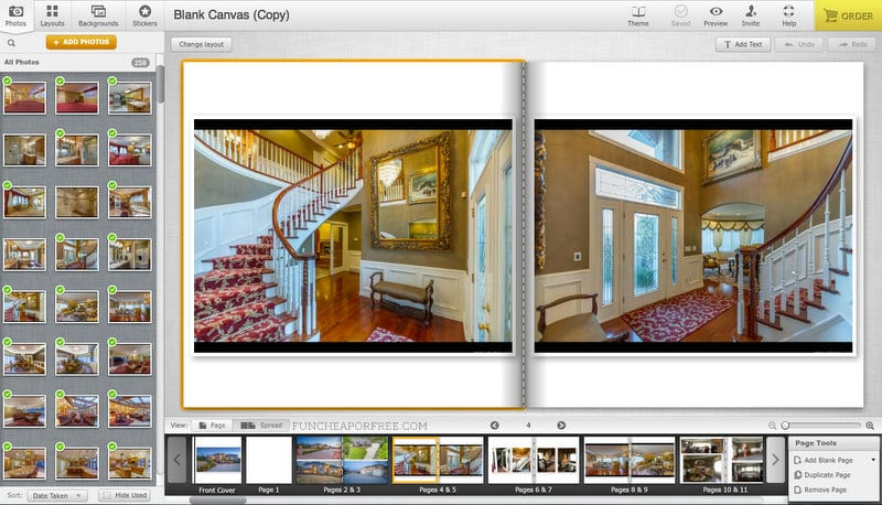 Documenting a home renovation can be complicated, and expensive. Mixbook made my life SO EASY! Check out my home renovation book, and how I put it together! www.FunCheapOrFree.com