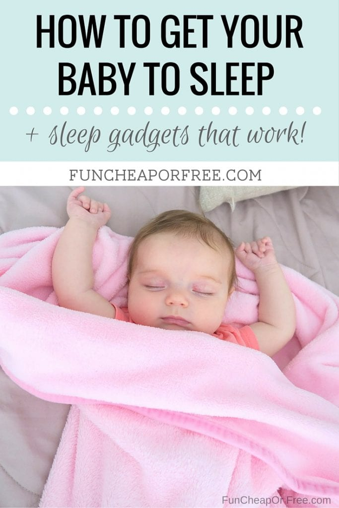 See the best tips, tricks, and products for getting your baby to sleep through the night... including a baby monitor that stays up all night so you don't have to! www.FunCheapOrFree.com