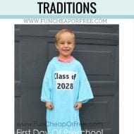 Simple & Easy Back to School Traditions