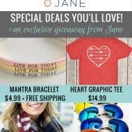 GIVEAWAY! + Bracelets, Graphic Tees, Scarves, Sunglasses UNDER $15! [F..