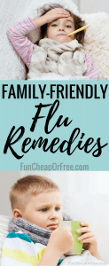 Getting the flu can be miserable. If you find yourself sick in bed this winter, we've gathered some of my favorite flu-fighters from CVS to make healing a bit easier!