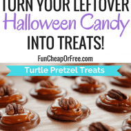 What to do with leftover Halloween candy! (Recipes, decor, + more!)