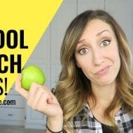 School Lunch Ideas! (You NEED these in your life.)