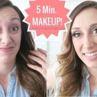 5 Minute Makeup Tutorial (+ FABULOUS Black Friday makeup deals!)