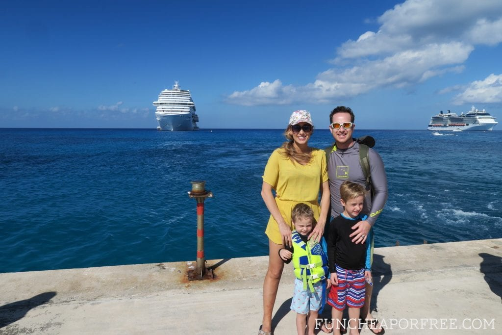 THE BEST tips for cruising with kids!! SO many awesome tips!