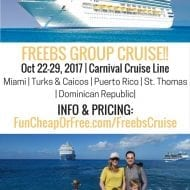 Wanna CRUISE with me?!