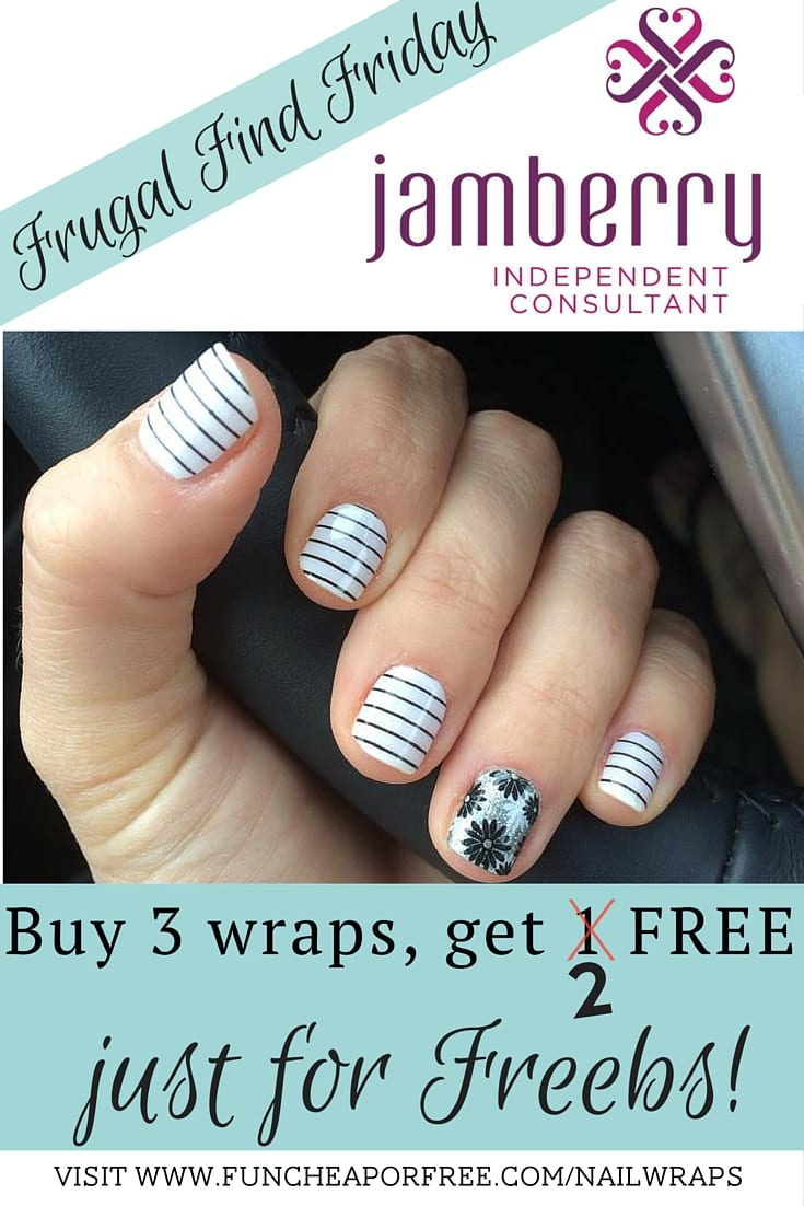 Special Deals on Jamberry Nails (Independant Consultant) www.FunCheapOrFree.com