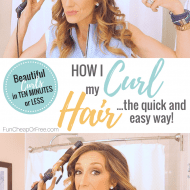 How I Curl My Hair!