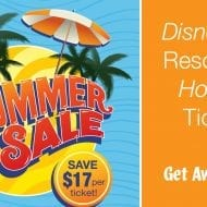 Disneyland Summer of '17 Sale
