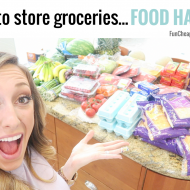 How to store groceries, choose a watermelon, and other FOOD HACKS!