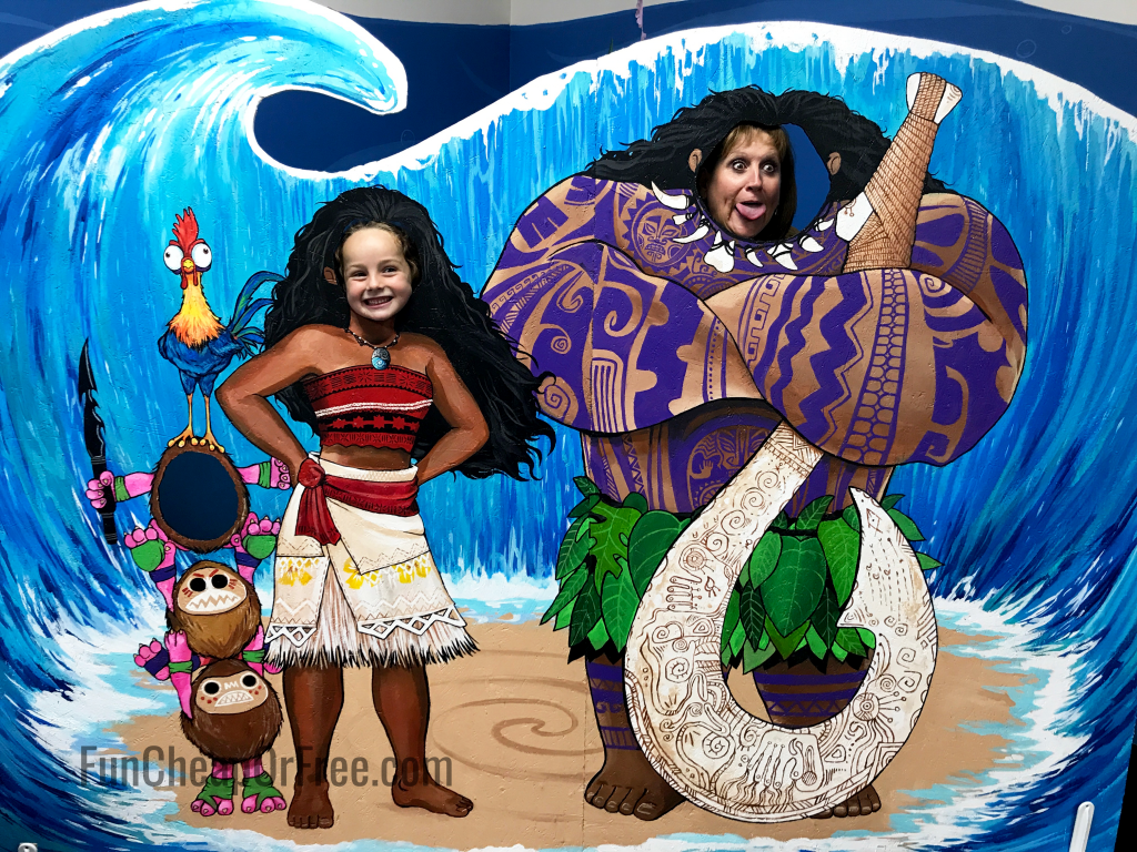 Cutest Moana party EVER!!