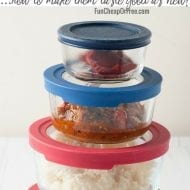 Leftovers hacks! How to eat leftovers…and actually make them tas..