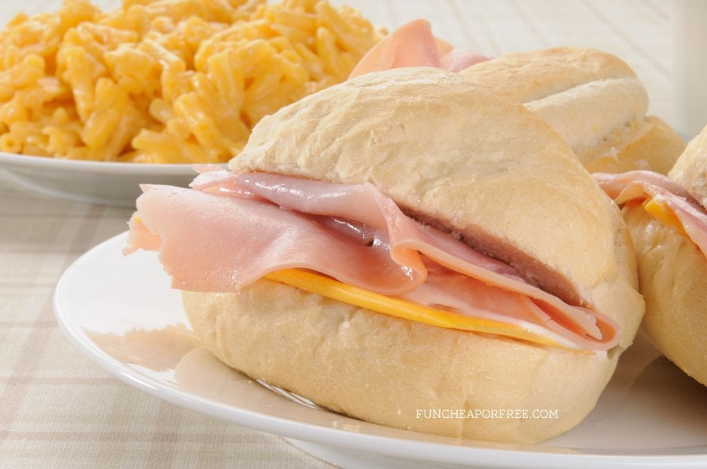 make-ahead freezer sandwiches for school lunches?? THIS IS BRILLIANT!