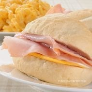 Make-Ahead Freezer Sandwiches! Perfect for school lunches!