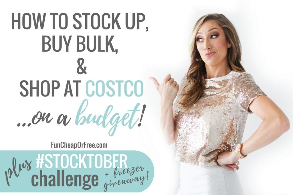 I NEEDED THIS! How to shop at Costco and buy bulk without losing your whole paycheck! So many good tips!