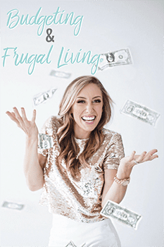 Budgeting & Frugal Living