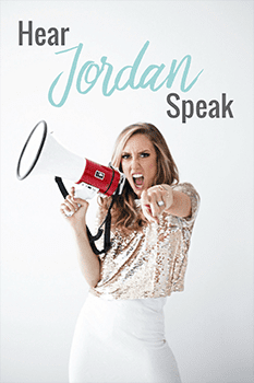 Hear Jordan Speak
