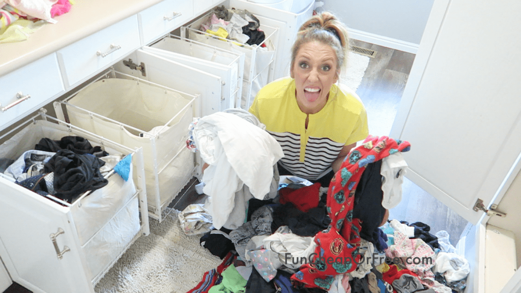 I'VE BEEN DOING LAUNDRY WRONG! This laundry routine is unconventional, and amazing! My clothes have never looked better!