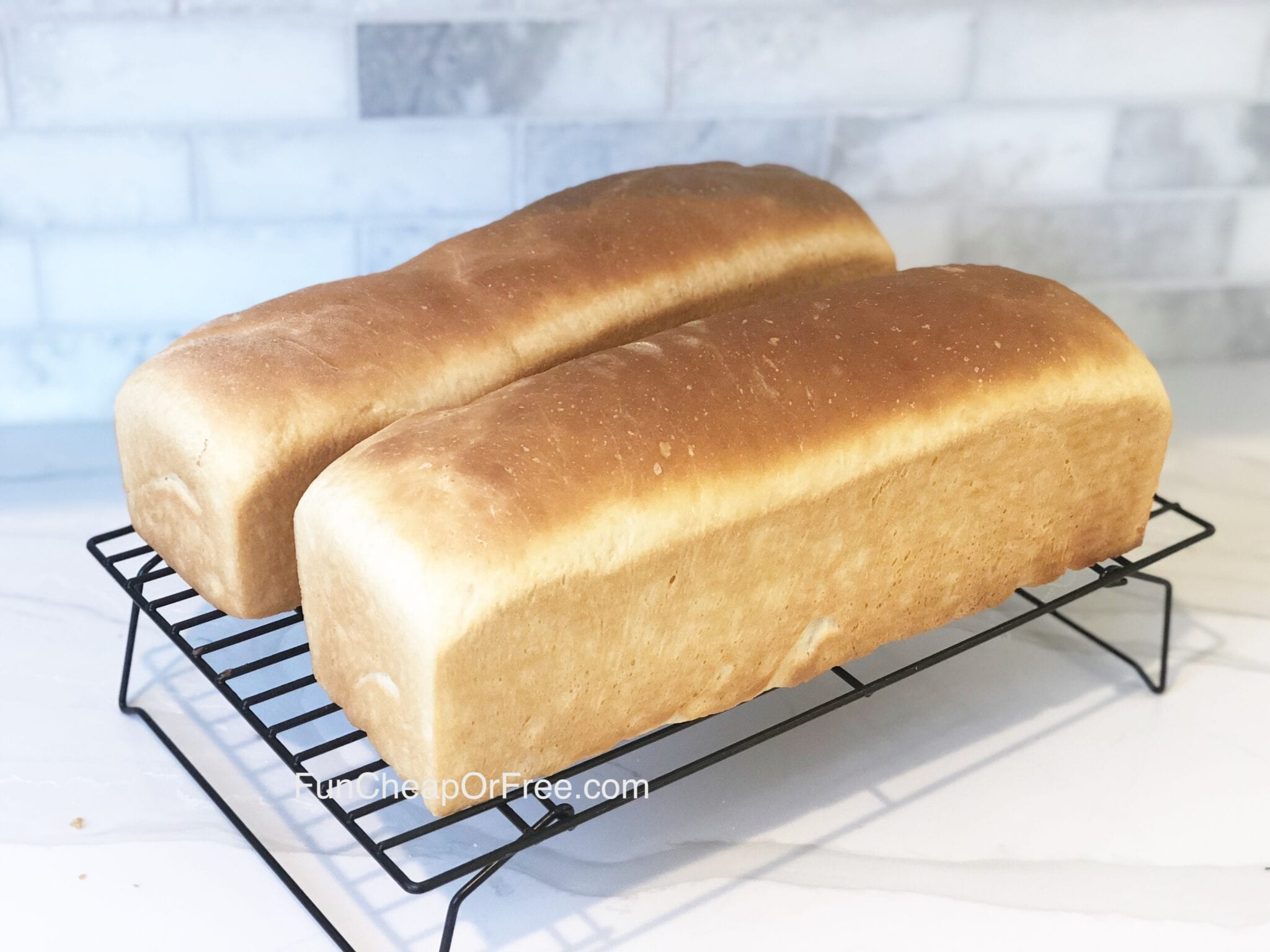 How to bake bread!! Easiest recipe EVER! Seriously, anyone can do this!