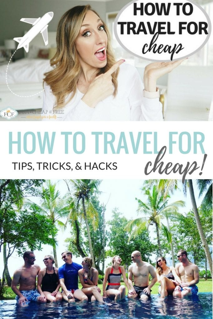 How to travel for CHEAP! Such good travel tips and hacks!!!