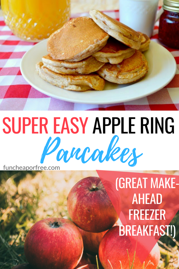 easy apple ring pancake recipe the entire family will love from funcheporfree.com