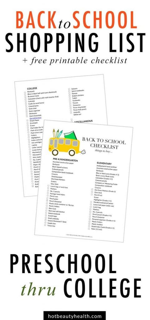 DIY homework organization and homework station ideas to make homework this school year a breeze! From funcheaporfree.com