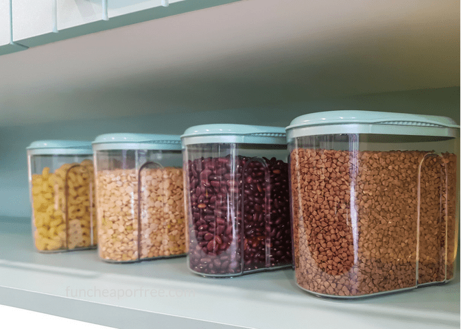 Super Simple Pantry Organization Ideas For The Practical Family