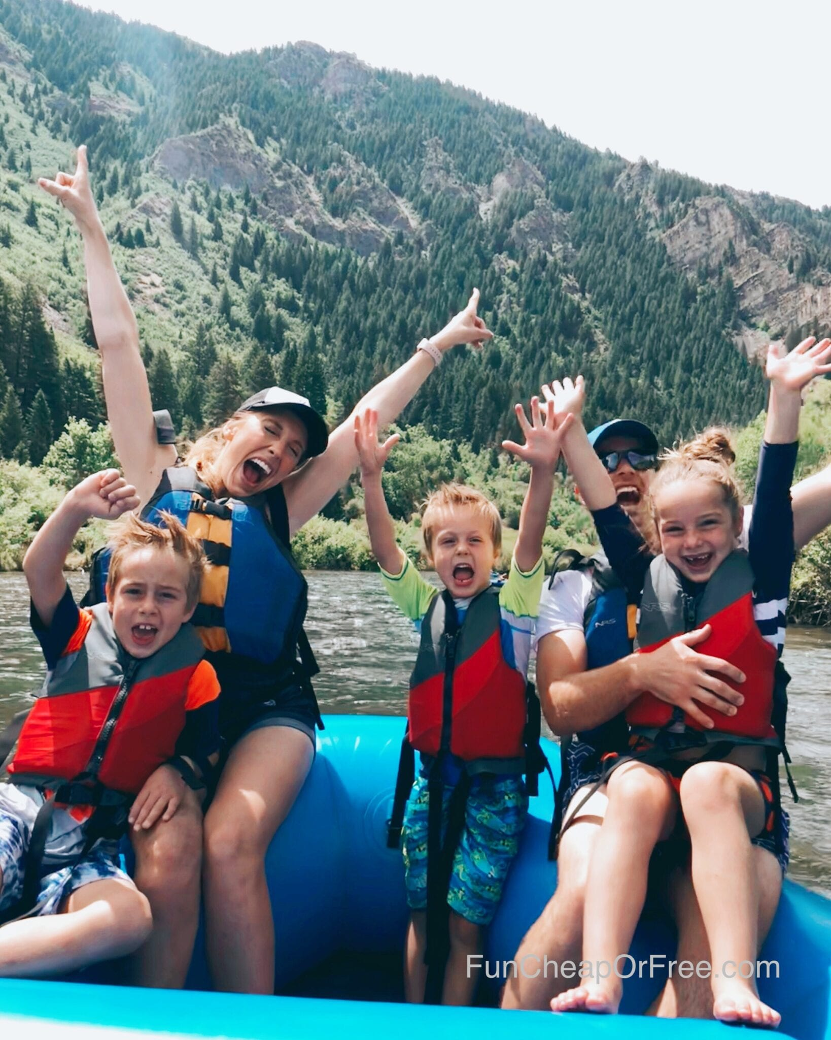 Family-friendly things to do in Utah Valley! Such good ideas! From FunCheapOrFree.com