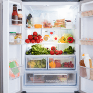 how to organize your freezer and keep better track of what you have from funcheaporfree.com!