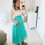 How to dress your bump WITHOUT buying maternity clothes!