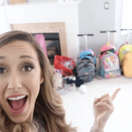 Packing tips GALORE! How we pack for vacation (with kids!)