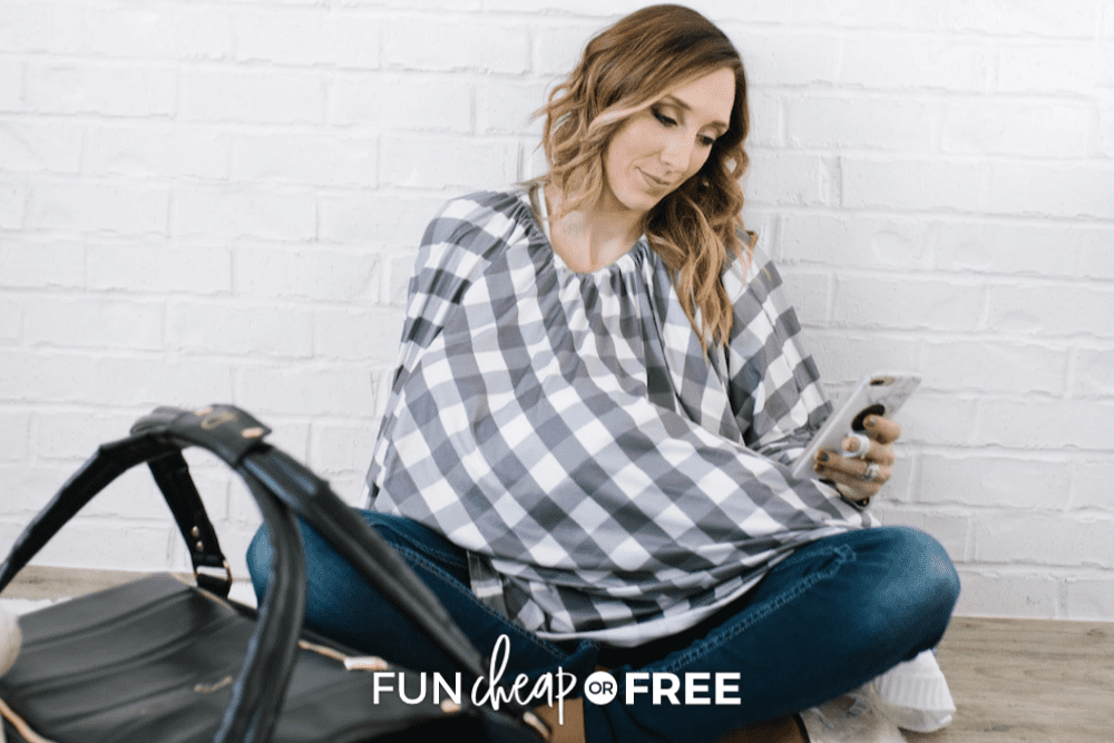 mom nursing baby, from Fun Cheap or Free