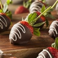 How To Make Chocolate Covered Strawberries – SO easy, SO DANG GO..