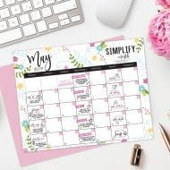 Simplify your life with a month of challenges from Fun Cheap or Free
