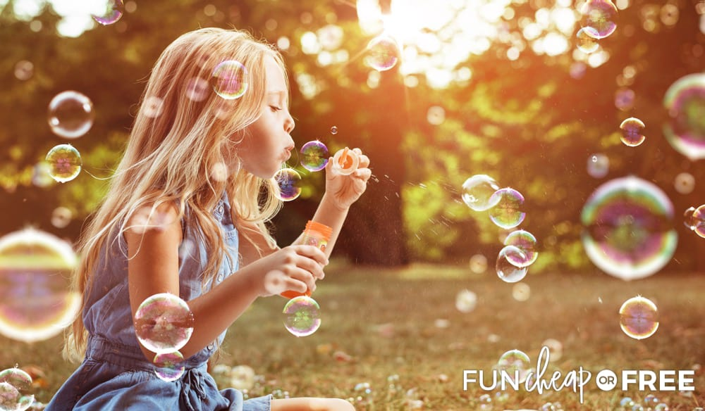 Tons of Activities for Kids from Fun Cheap or Free