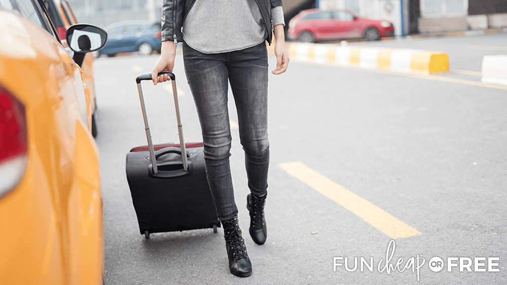 Travel Expenses for Flying from Fun Cheap or Free