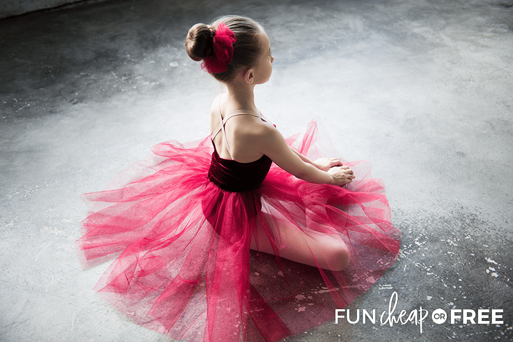 Dance as an extra curricular activity for kids.