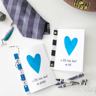 Father's Day Printable Gift Idea Interview Book