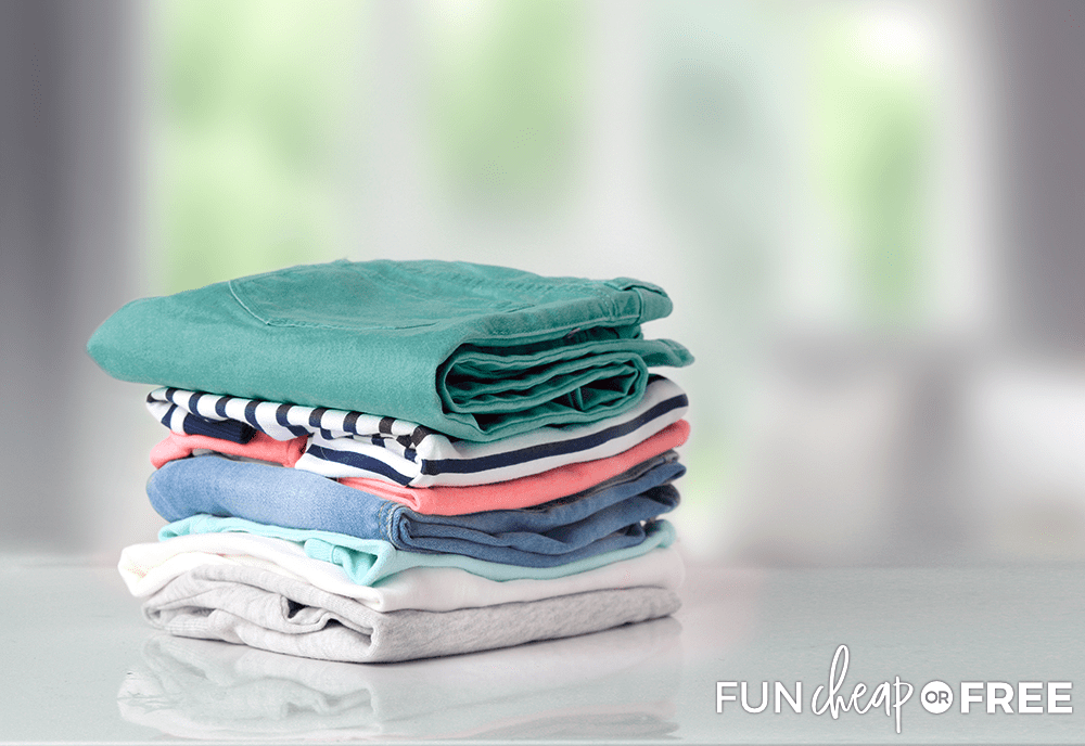 Do your laundry as soon as you get home after vacation - from Fun Cheap or Free