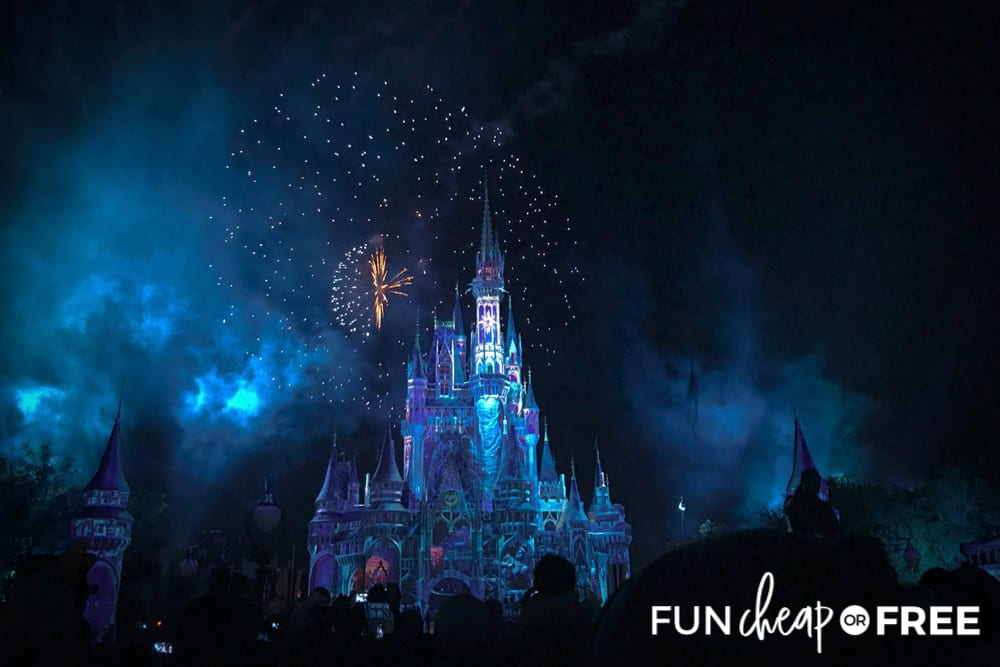 Save Money at Disney Nighttime Show from Fun Cheap or Free