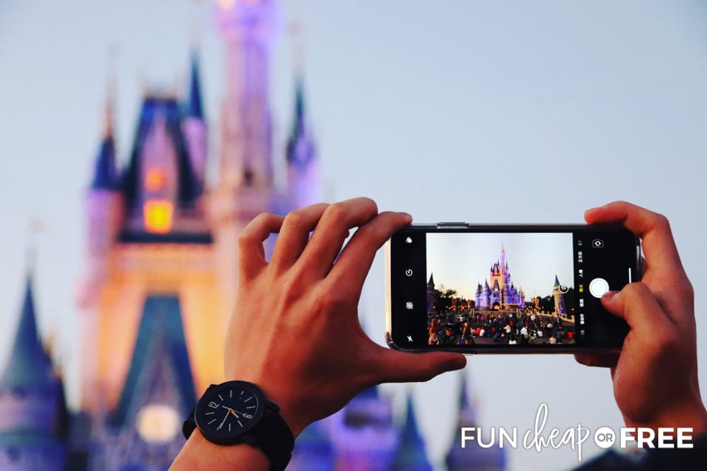 Save Money at Disney with Group Photos from Fun Cheap or Free