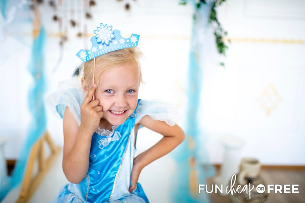 Save Money on Disney Princess Makeover from Fun Cheap or Free
