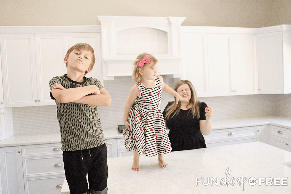 Daily Kitchen Dance Party Activities from Fun Cheap or Free