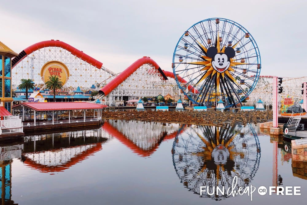 Where to Find Discounts at Disney from Fun Cheap or Free