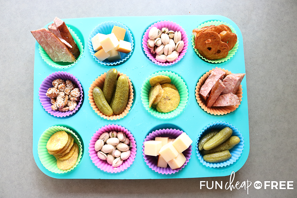 Easy Snack Ideas for Adults from Fun Cheap or Free